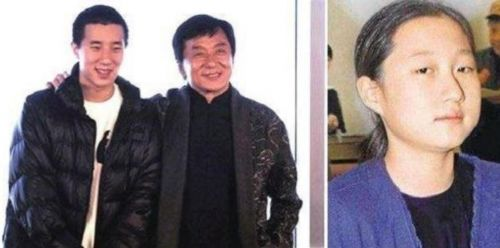 小龙女吴卓林宣布出柜吴妈表示开心 为啥成龙却装不知情