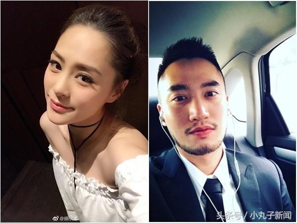 阿娇钟欣潼与台湾医生姐弟恋曝光:希望感情能开花结果!