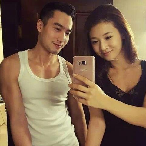 阿娇找到真爱,还是姐弟恋,网友搜出男方背景,前妻竟神似林依晨