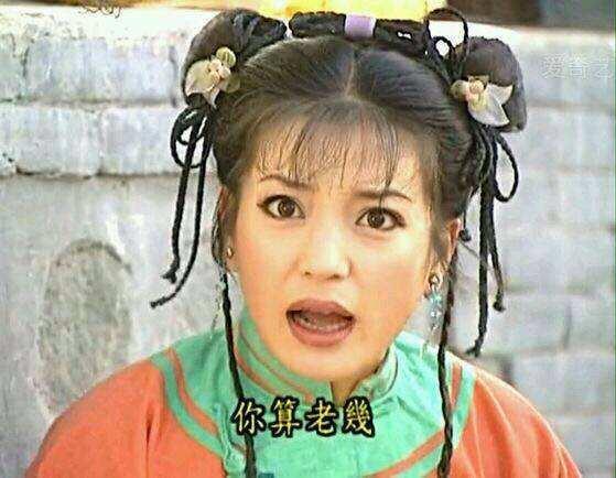 都说赵薇之后再无小燕子,这句话毫不夸张,在2011年翻拍的《新还珠格格图片