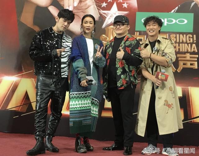 中国新歌声2刘欢战队扎西平措夺冠 周杰伦第三陈奕迅颗粒无收