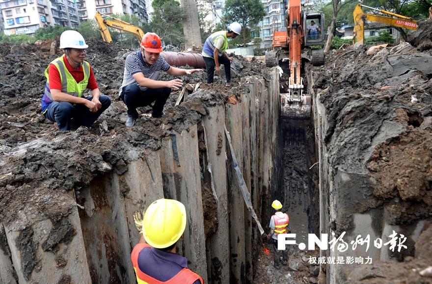 福州深入推进城区水系综合治理工作纪实