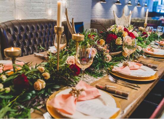 时尚婚礼有哪些类型? 六种风格的主题婚礼