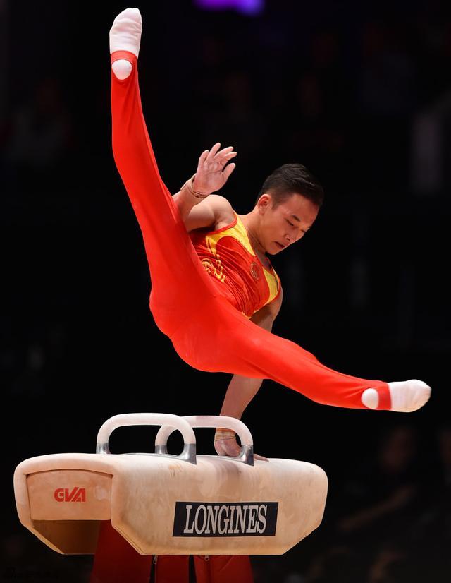 肖若腾一飞冲天:加冕中国体操第4位世锦赛全能冠军