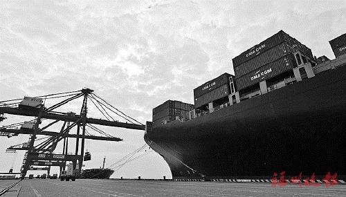 福州开启海上丝绸之路新航程