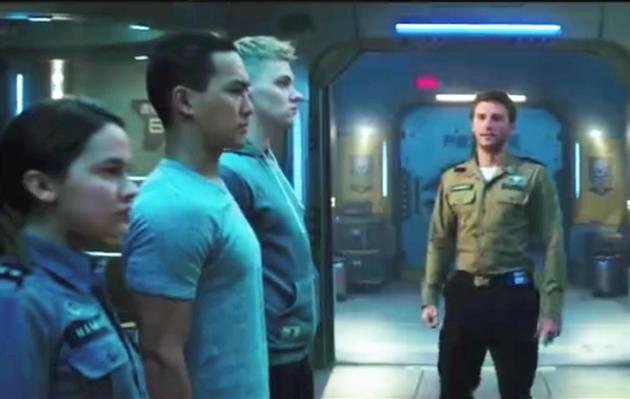 环太平洋2什么时候上映 环太平洋2剧情介绍 黄恺杰机甲装扮炫酷来袭