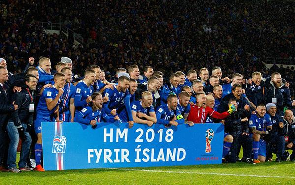 冰岛人口不及中国一县 中国足球从中能学点什么