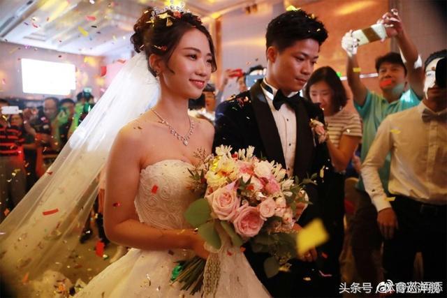苏炳添大婚 亚洲百米冠军居然要用最慢的速度干这件事