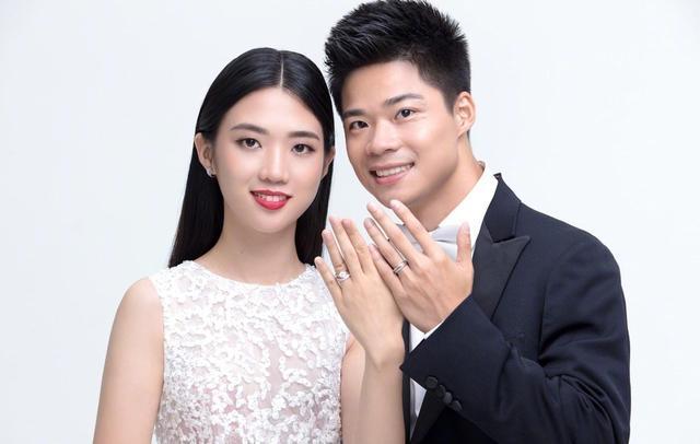 苏炳添大婚 妻子林艳芳美若天仙,低调婚礼打脸体坛众明星!