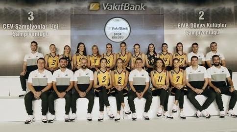 瓦基弗银行女排新赛季14人名单