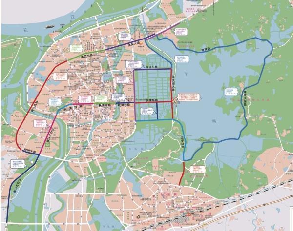 2017池州马拉松线路图 2017池州马拉松全程公里速多少
