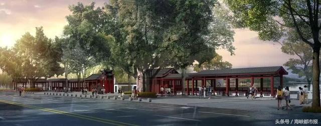 福州西湖公园要大变样 年底前投资3984万