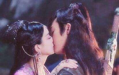 林更新陈晓张翰李易峰 和赵丽颖拍吻戏只有他淡定(2)