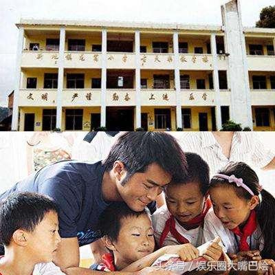 46岁的古天乐至今未婚,捐建79所学校,花3亿积蓄筹拍科技大片
