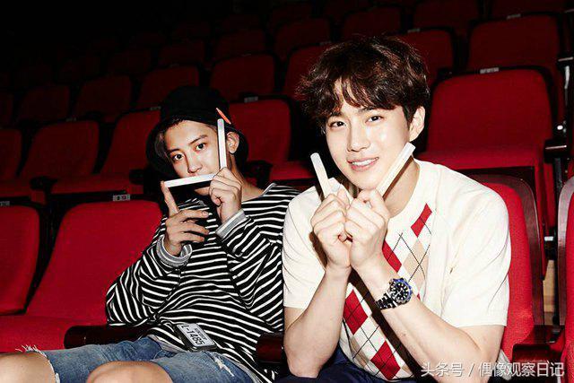 EXO成员D.O新造型曝光!出道以来最短发型令粉丝大呼不习惯