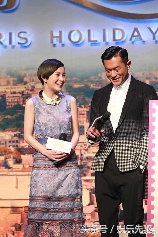 古天乐公布恋情,47岁的他没有豪车豪宅,只有100所学校和爱情