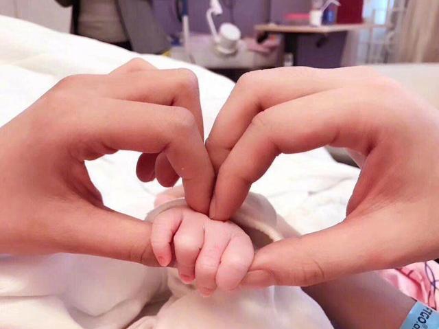 孙怡产后出院,网友直呼是爸爸生的吧