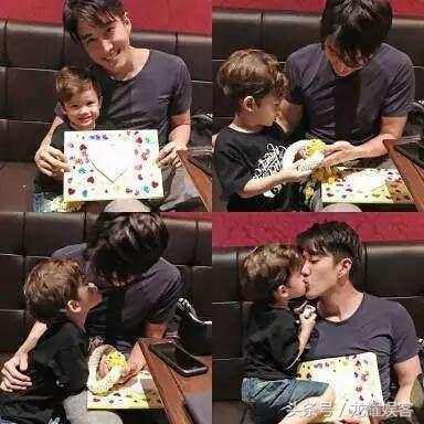 泰国男星MIKE再次澄清与前女友关系,并承诺一辈子会照顾母子