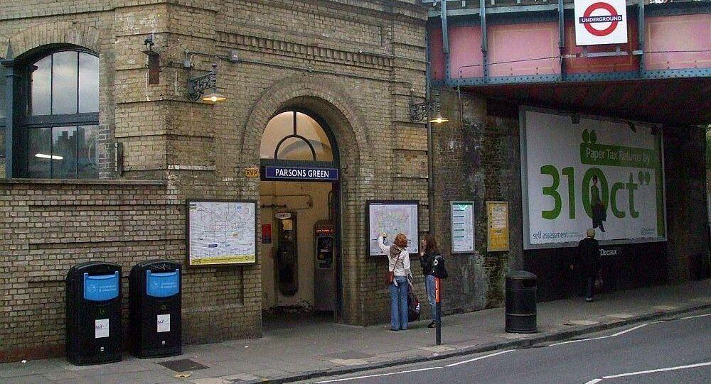 英媒:伦敦地铁站发生持刀袭击事件致一死二伤 尚无有人被捕消息