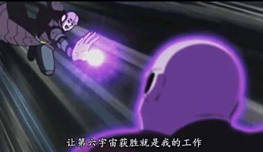 龙珠超希特的战斗真感人,他为了龙珠第六宇宙牺牲了自己