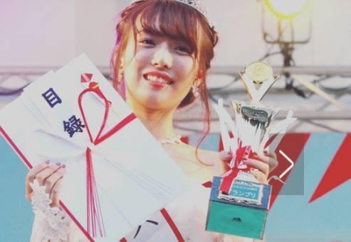中国留学生赢得日本校花美誉 古装好美!艾芊芊个人资料