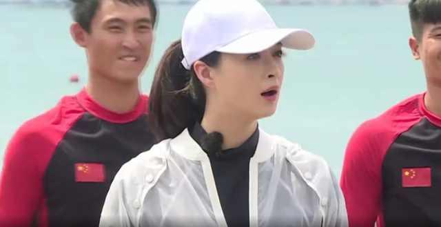 我们来了未播版:唐艺昕训练时说话被罚,却把宋茜和陈妍希坑惨了!