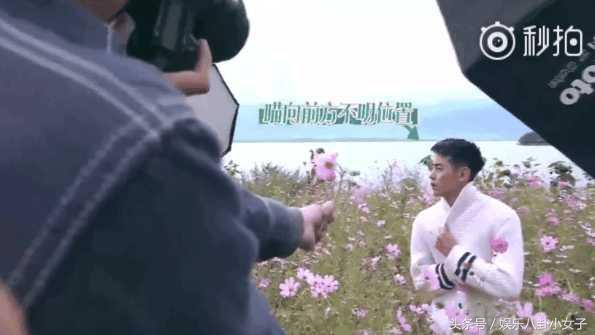 纪凌尘在片场喂陈翔吃米线,却对着摄影机吐槽阚清子:真肥