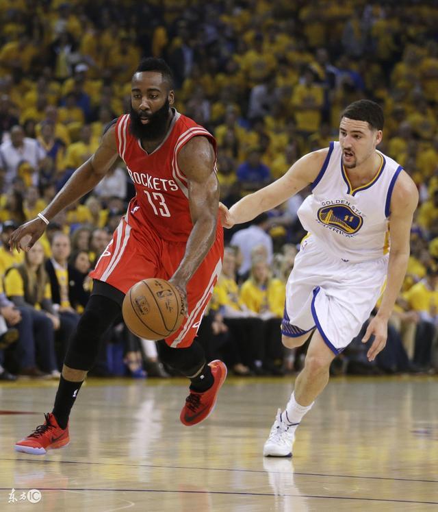 NBA火箭大逆转1分险胜勇士,现场沸腾感动到哭