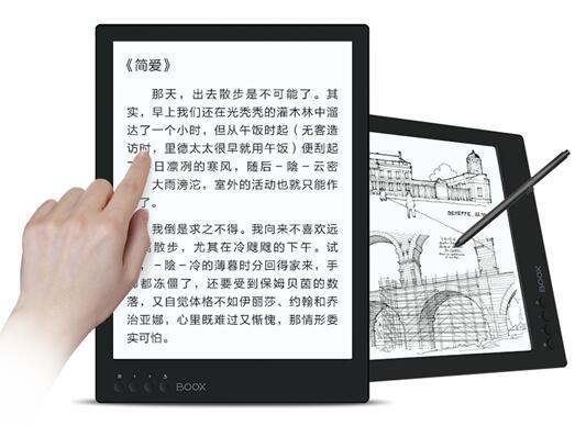 全球首款双模式阅读器 !BOOX推出全新13.3英寸Max2电子书阅读器