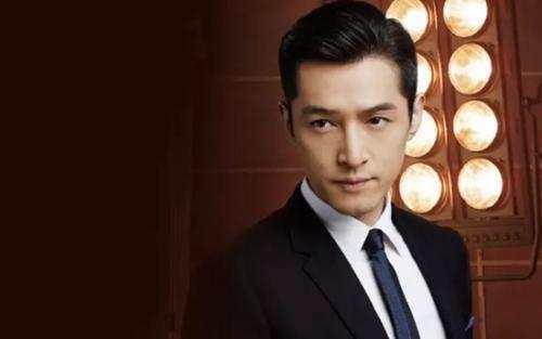 胡歌在最新男演员榜单中排名第三,第一名是他!