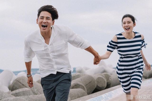 秋瓷炫宣布怀孕,于晓光要当爸爸了,为养胎退出新剧拍摄