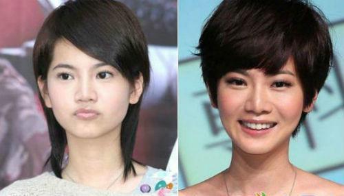 台湾偶像剧一姐曾之乔整容后变路人甲,之前的清纯哪去了?