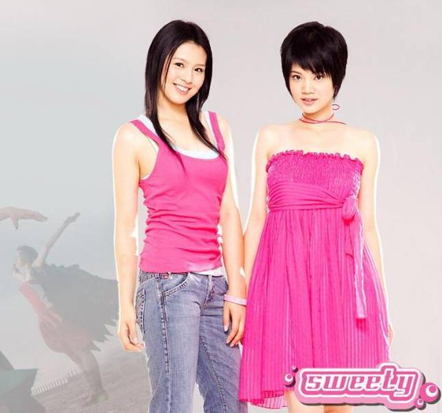 台湾偶像剧一姐整容后变路人甲,之前的清纯哪去了?
