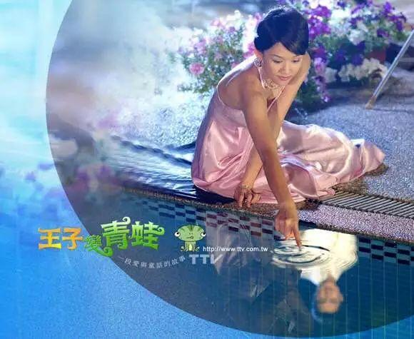 台湾偶像剧一姐曾之乔整容,偶像剧女王林依晨也是活得越来越美