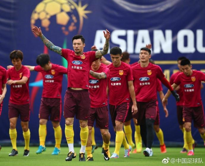 足协确认国足将于11月初集训 10日过招塞尔维亚