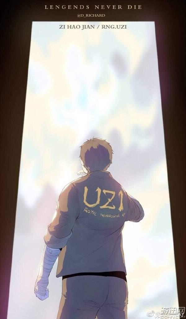 UZI赛后发微博:再见了,我的青春!疑似将要退役