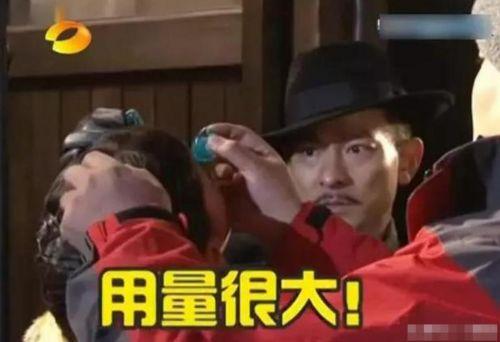 对baby的颜值演技 刘德华再爆金句:我自己都靠脸吃饭