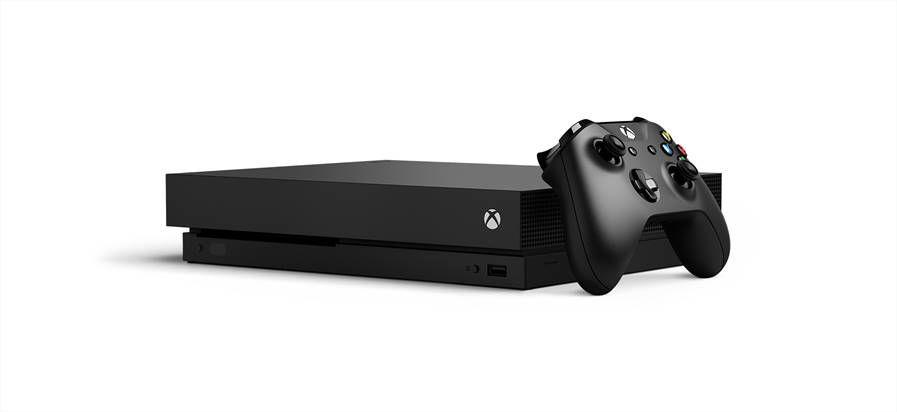 国行Xbox One X标准版正式预售 售价3999元