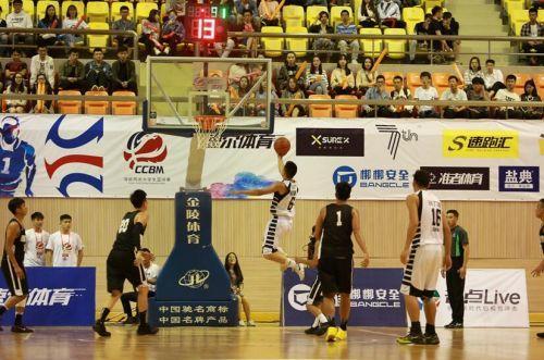 海峡大学生篮球赛昨日开幕  搭建两岸体育交流桥梁