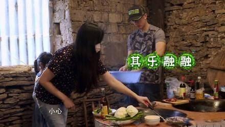 吴尊老婆林丽莹做饭娴熟低调 戴口罩参加节目是因为感冒?