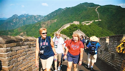 中美旅游创服务贸易新高 进出口额近500亿美元