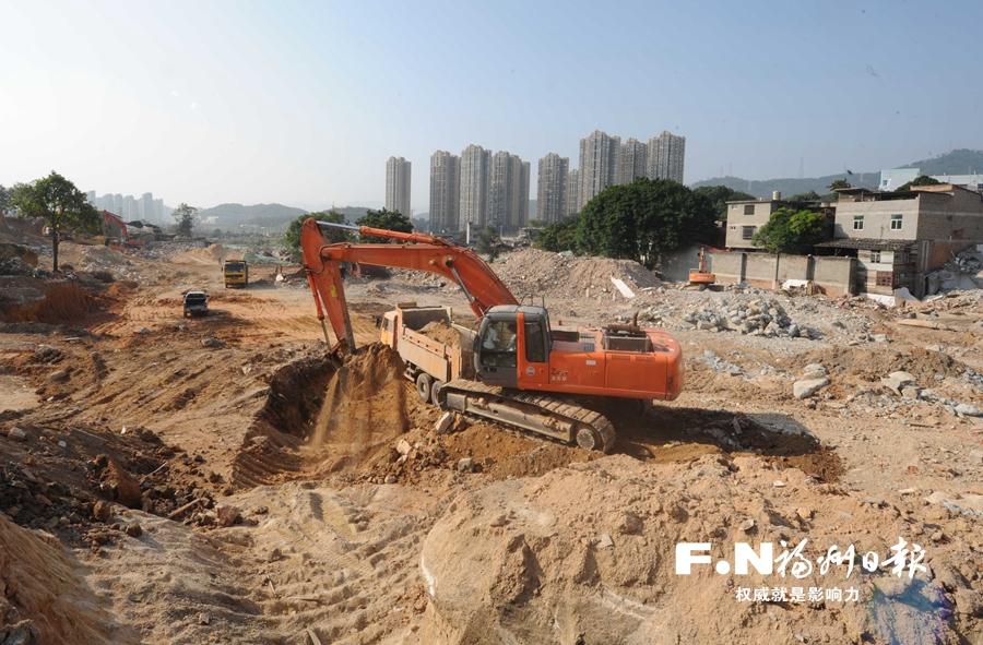 晋安区明年启动13个连片旧屋区改造项目