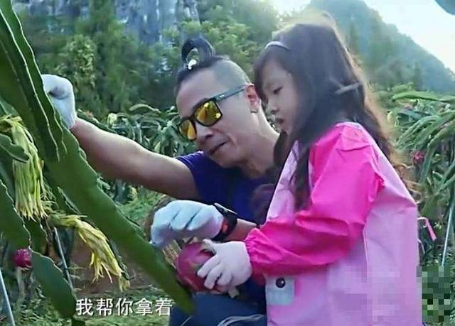 陈小春到底有多想要一个女儿,给小泡芙写信,让小泡芙叫自己爸爸