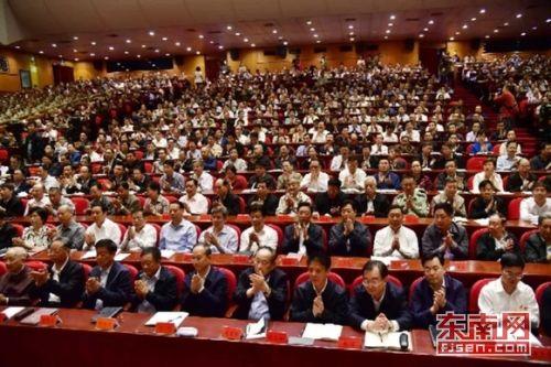 中央宣讲团来福建宣讲党的十九大精神,划了八个重点...