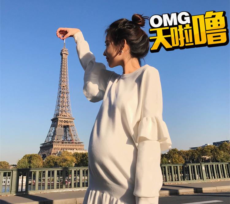 王思聪前女友雪梨晒孕照,除了肚子,其他一点都没胖惹人艳羡