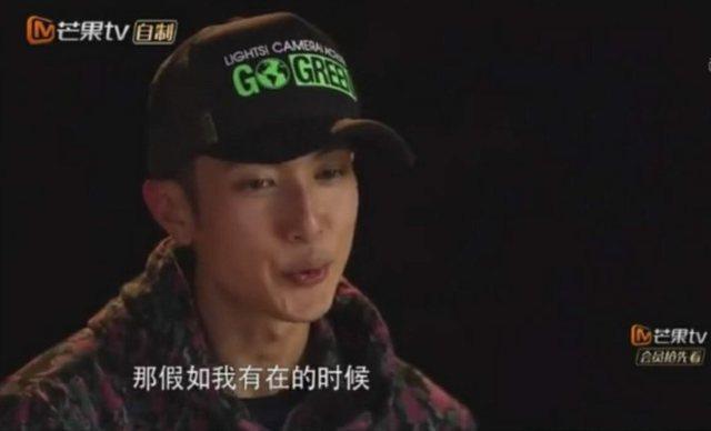 max看到嗯哼这个行为用中文吼他,吴尊看了既意外又感动!