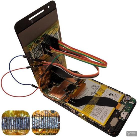 手机换个屏都不安心 更换硬件也会被窃取资料