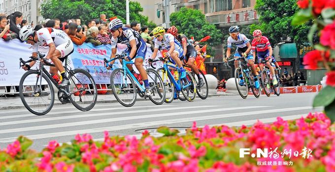 环福州·永泰国际公路自行车赛收官 欣德利收获个人总冠军