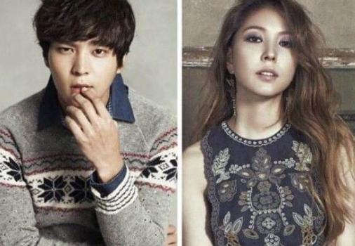 BoA和周元确认分手!两人1月刚公布恋情, 还是没熬过兵役这个坎