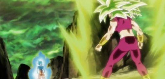龙珠超悟空超蓝模式战败开芙拉 自在极易功觉醒悟空战力升级